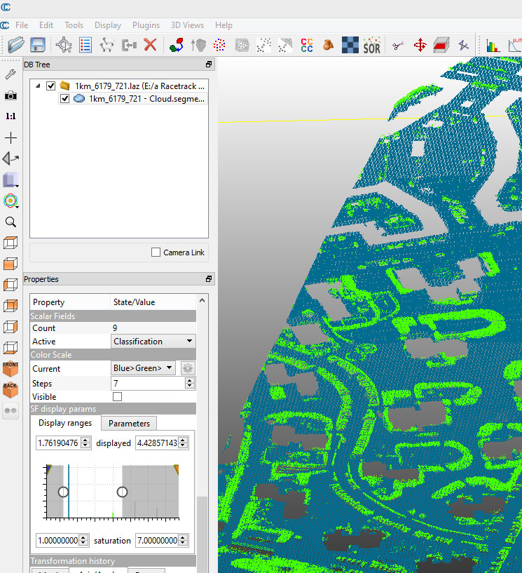 TUTORIAL - LIDAR (Point cloud) to mesh tutorial | Assetto Corsa Mods