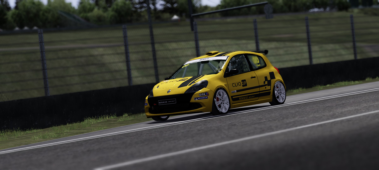 RELEASED-final - Renault Clio Cup 197 | Assetto Corsa Mods