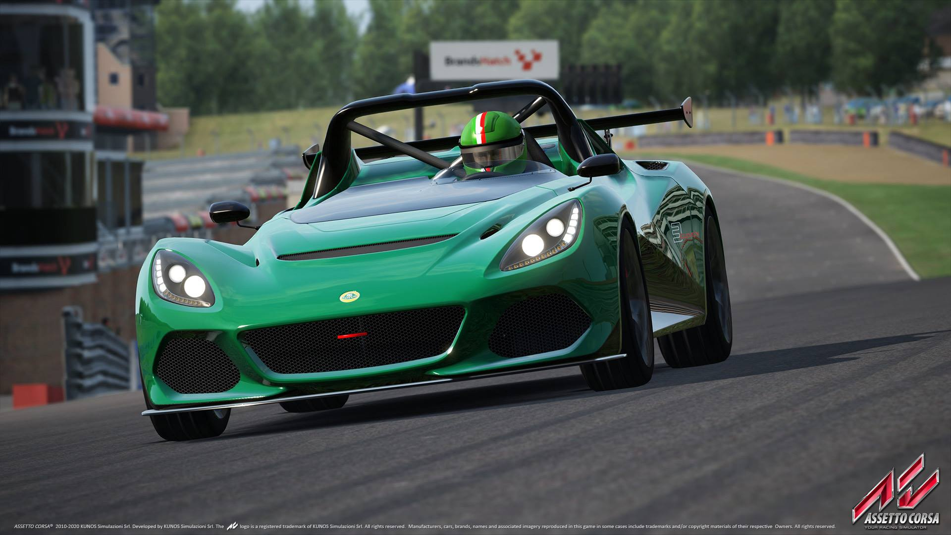 DLC - Ready To Race | Assetto Corsa Mods