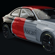 Ascari Rase Resort rental cars skinpack