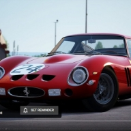 CANCELLED - Stefano introducing the Ferrari 250 GTO